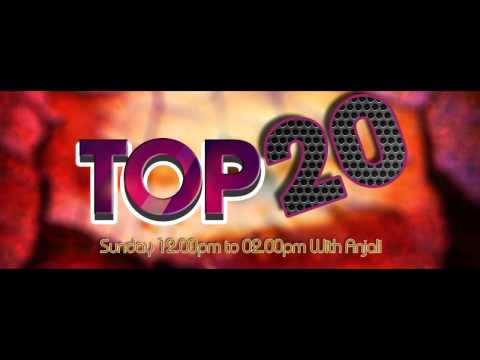 Top 20 - Sunday  ( 12.00pm to 02.00pm) Anjali