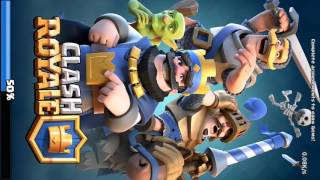 Clash Royale 3 Crown Draw - Coup