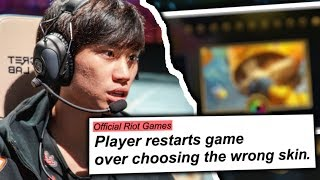 5 Times League of Legends STOPPED WORKING At Esports Events
