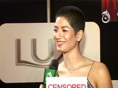 Gia Ali, At Lux Style Awards (2008)