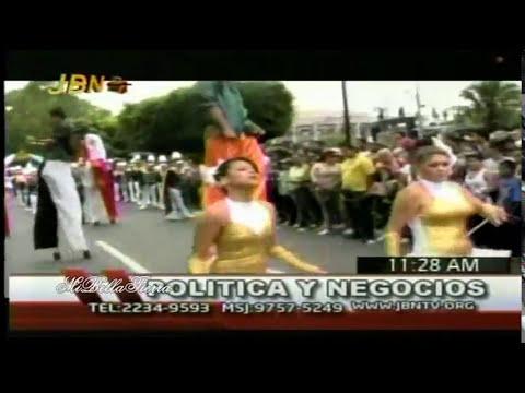 Desfiles Patrios de Honduras (15 de Sept. 2012)
