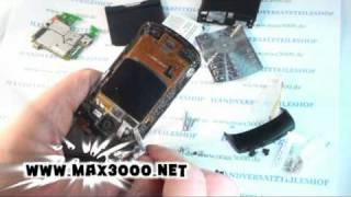 Reparaturanleitung Motorola V3-V3i Flexkabel Lausprecher Repariren Flexband Tastatur.mpg