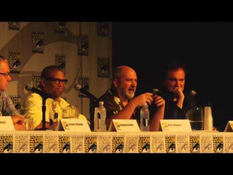 Quentin Tarantino Comic-Con 2014 (complete panel)