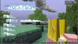 The Aether mod - Multiplayer with Kingbdogz and BlueSandvich [Part 1]