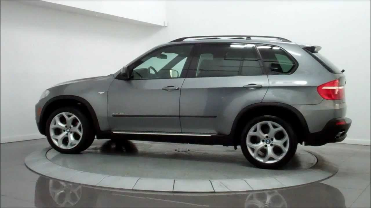 2009 Bmw X5 4 8i Xdrive Sport Youtube