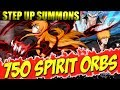 Bleach Brave Souls 750 SPIRIT ORBS 2nd ANNIVERSARY SUMMONS (Come on New Characters)