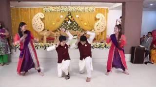 Holud Dance Performance Remix Qawali HD