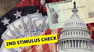 FINALLY! Second Stimulus Check Update: Senate Announces Plan & GIVEAWAY Winner Sunday, May 31th