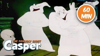 Casper Classics | 1 Hour Compilation | Casper Full Episodes | Kids Movies | Videos For Kids