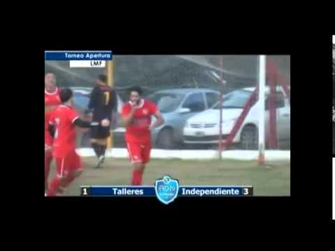 Gol de Nicolás Alba a Talleres - Relato Gonzalo Solaberrieta (FM 88.7 MdP)