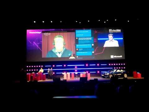 Skype Translator, démonstration en Français, Microsoft Techdays