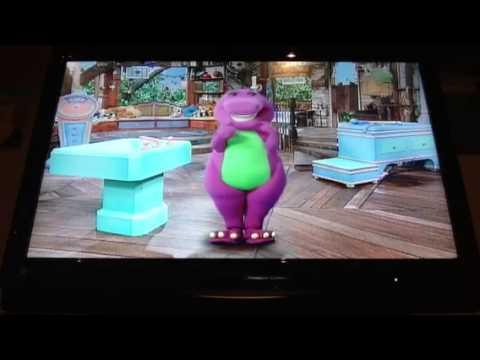 More Barney Songs Dvd More Barney Songs Main Menu