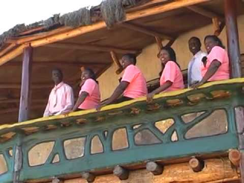 Nina Furaha - Amazing Discovery Sda Choir - Kitale, Kenya video