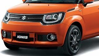 लॉन्च हुआ Maruti Suzuki Ignis का नया फेसलिफ्ट वर्जन, ऑटोमेटिक गियरबॉक्स के साथ मिलेगा मजा ||