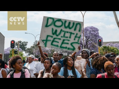 Zuma to meet student leaders after protests against fee hikes