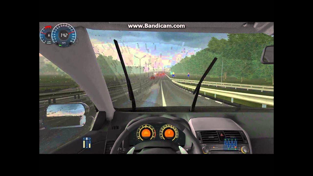 Игра Пятнашки - Тойота Королла онлайн (Toyota Corolla