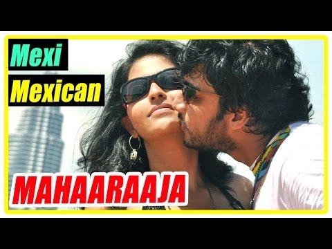 Maharaja Tamil Movie | Scenes | Mexi Mexican Song | Anita and Nassar meet | Saranya | Anjali