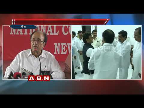 CPI Suravaram Sudhakar Reddy Speaks to Media over CM KCR's Federal Front | ABN