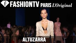 Altuzarra Spring/Summer 2015 Runway Show   New York Fashion Week NYFW   FashionTV
