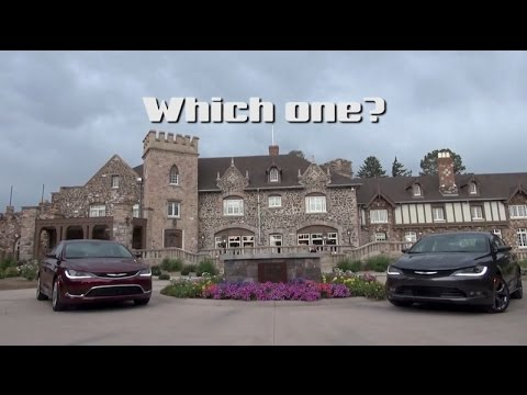 2015 Chrysler 200 Limited vs Chrysler 200 Sport AWD Mashup Review