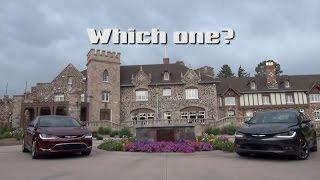 2015 Chrysler 200 Limited vs Chrysler 200 Sport AWD Mashup Review