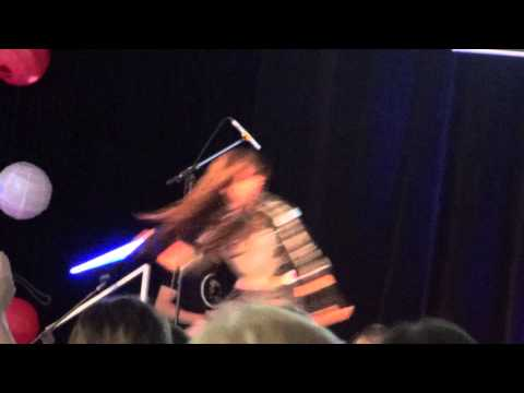 NowJapan 2014 Kirito cosplay performance