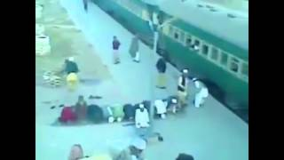 LiveLeak - This train don't wait for Allah