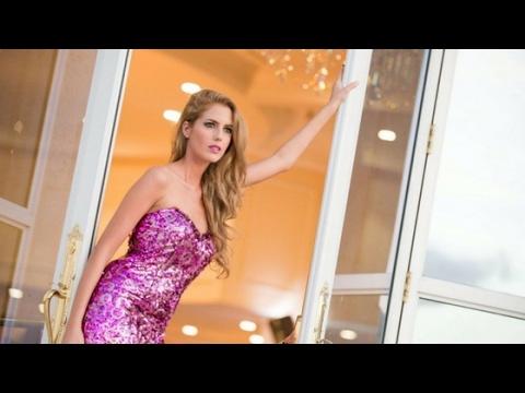 Johana Riva Garabetian - Modelo & Miss Uruguay 2014