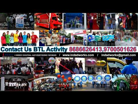 BTL Activities Advertising Hyderabad