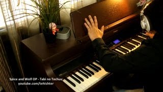 Spice And Wolf Op Tabi No Tochuu Piano