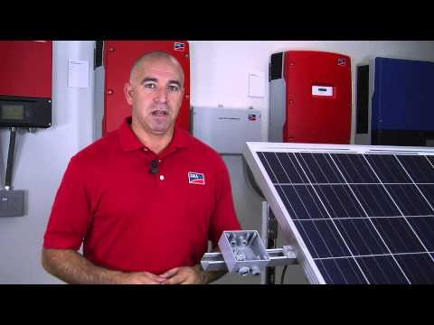 Tech Tip: How to Install the SMA Micro Inverter