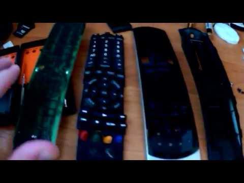 Как разобрать пульт от телевизора Toshiba (CT-90405)