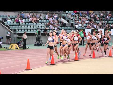 2012 Sydney Classic 1500m women