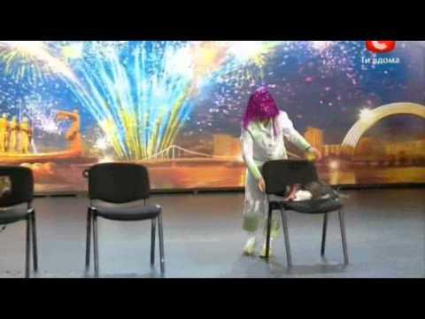 Україна має талант 3 Днепропетровск Кошки