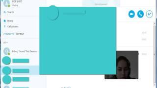 6 Skype Messaging