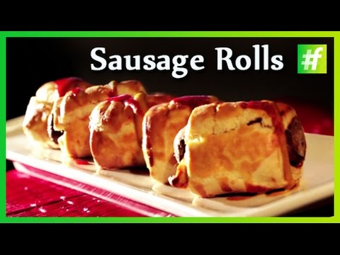 How To Make Sausage Rolls Children 39 S Day Special By