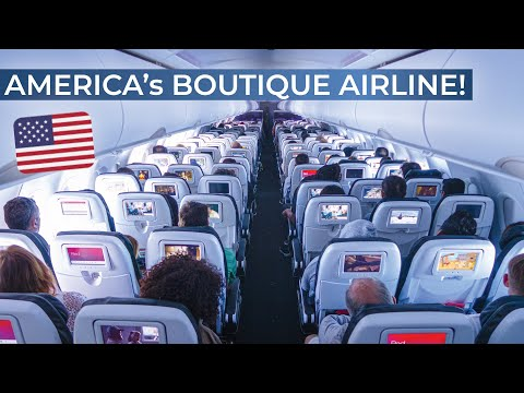 TRIPREPORT | Virgin America (Economy Class) | Los Angeles - San Francisco | Airbus A320