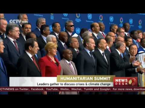 Humanitarian summit opens in Turkey