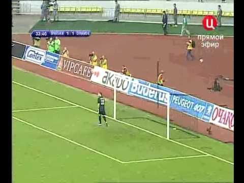 Спартак (Москва) -  Динамо (Киев) 1:4. ЛЧ-2008/09 (обзор матча).