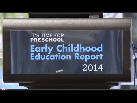 Early Childhood Education Report 2014: It's Time for Preschool (Atkinson Centre)
