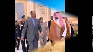 THE ERITREAN  STARAGETIC IMPORTANCE IN THE POLETICS OF MIDDLE EAST MAJOR POWERS .