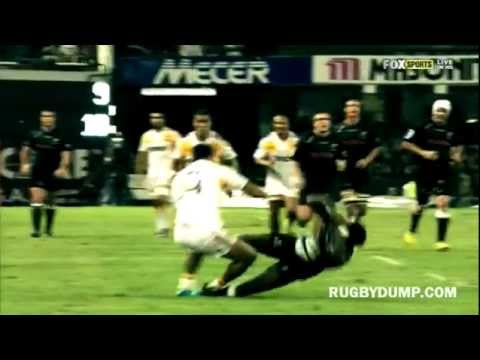 Super Rugby Plays of the week Rd.9 | Super Rugby Video Highlights 2012 - Super Rugby Plays of the we