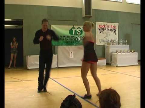 Lisa-Marie Nick & Harald Marzi - Turbo Cup 2012