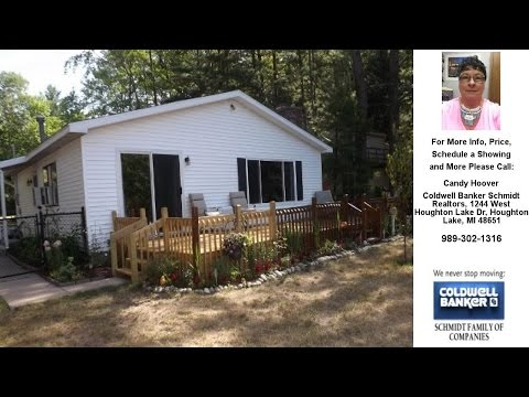 735 SPRINGWOOD, Prudenville, MI Presented by Candy Hoover.