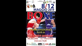 Torneo Nazionale Elite 2° Serie - QUARTI RING A
