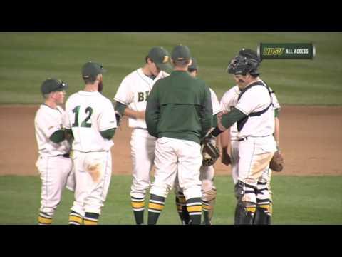 NDSU Baseball Edges Oral Roberts 4-3