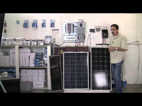 Solar panels for the beginner part 6 Missouri Wind and Solar Harbor Freight