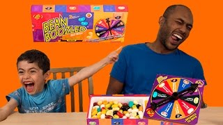 Bean Boozled Challenge For Kids – New UK HD 2015 Disgusting Jellybean Challenge Video!