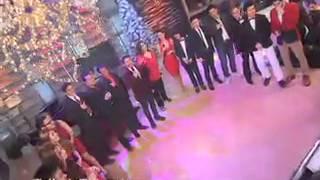 ABAKADA NG PASKO - OGIE & SHARON W/ KAPATID STARS