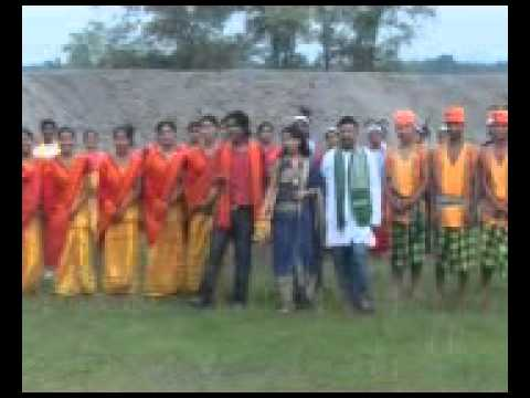 Bodo Album -sonani Bodoland video